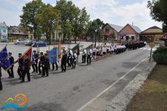 130-lecie OSP Ciezkowice i Koncert Baciary