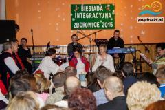 Biesiada Integracyjna - 10-lecie Kaczupinek - Zborowice 2015