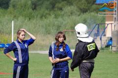 Gminne Zawody Sportowo-Pozarnicze - Ciezkowice 2012