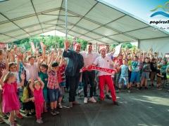 Gminny Dzień Dziecka w Ciężkowicach - 2016
