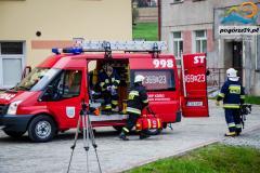 Manewry Gminne OSP - Rzepiennik Strzyzewski 2015