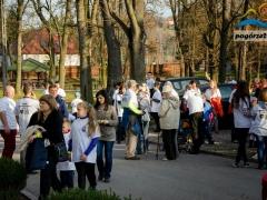 Marsz Niepodleglosci w Ciezkowicach - 2014