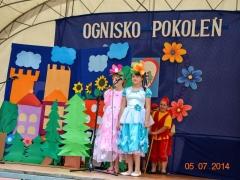 Ognisko Pokolen w Bogoniowicach - 2014