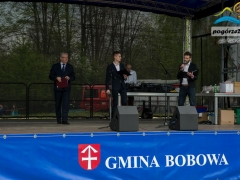 Proba pobicia rekordu Guinnessa - Bobowa 2016