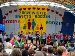 Rodzina rodzinie - Festyn w Zborowicach 2014