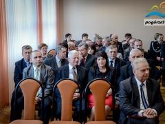 Uroczysta sesja - Ciezkowice 2013