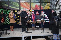 Wigilia na Rynku w Bobowej - 2012