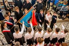 Jan Paweł II Patronem Szkoły Podstawowej w Ciężkowicach