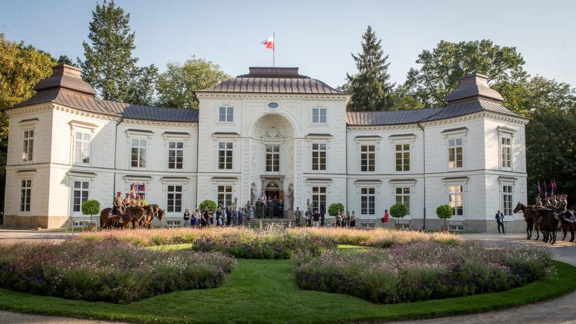 Bobowski Akcent W Muzeum łazienki Królewskie W Warszawie